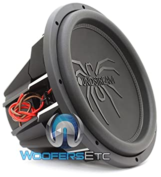 Amazon soundstream t5154 15 1300 watts rms dual 4 ohm t5 soundstream t5154 15quot 1300 watts rms dual 4 ohm t5 series subwoofer sciox Gallery