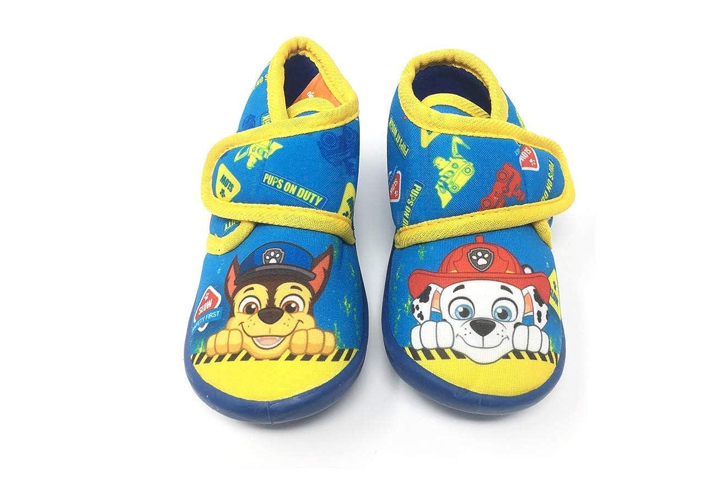NickelodeonPawPatrol Pantofole Bambini Blu Blau 29 EU