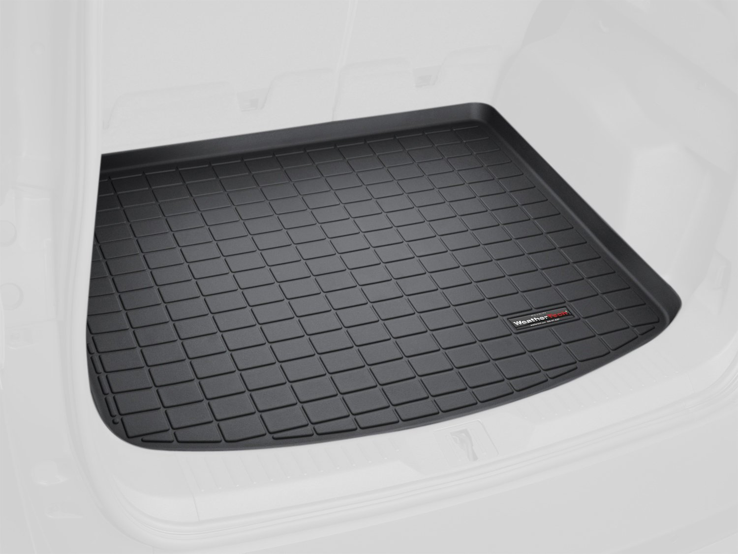 WeatherTech Custom Fit Cargo Liners for Ford Escape, Black 40197
