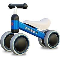 XIAPIA Bicicleta sin Pedales, Bici Bebe para Niños de 1 Año, Juguetes Bebes 1 Año, Triciclos Correpasillos Bebes 1 Año…