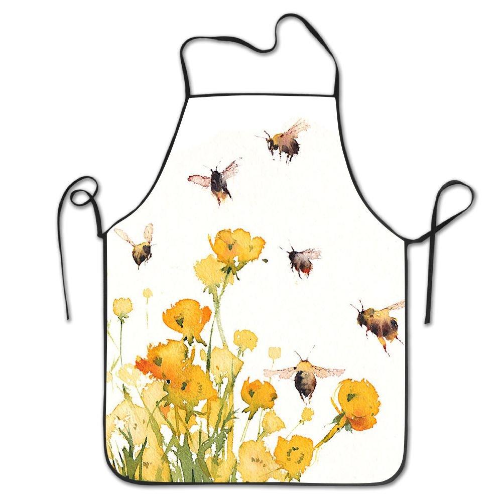 Save The Bees - Delantal para el cuello de las abejas para ...