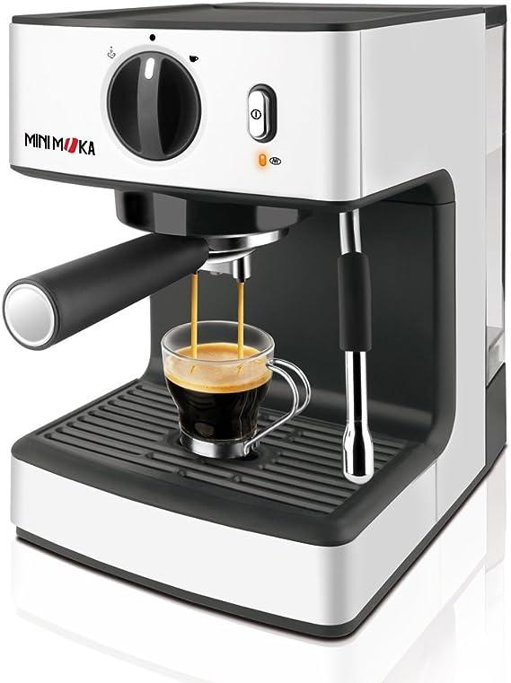 Mini Moka CM 1866 999.313 Cafetera, 1250 W, 6.34013 cups, 0 ...