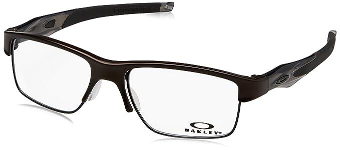 f015def92 Oakley OX3128 Crosslink Switch Glasses in Satin Black OX3128 01 53
