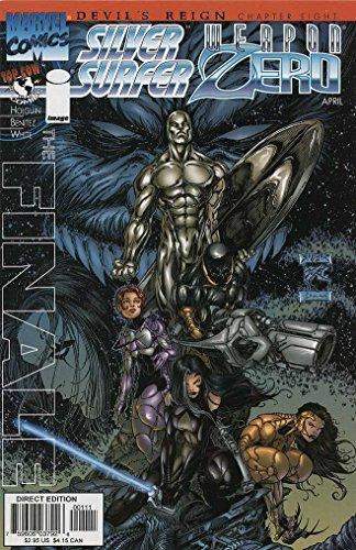 SILVER SURFER / WEAPON ZERO #1 (April 1997)