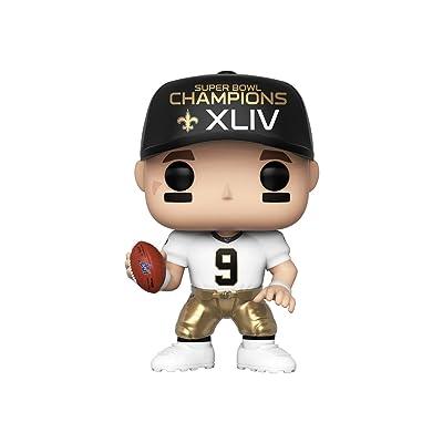 Funko POP! NFL: Saints - Drew Brees (SB Champions XLIV): Toys & Games [5Bkhe1406032]