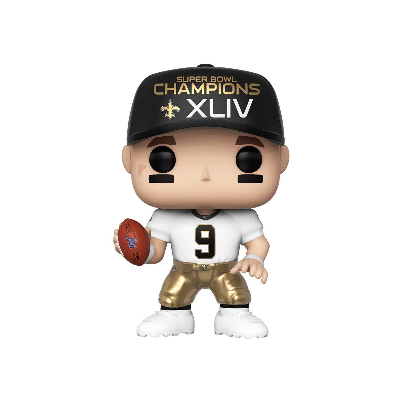 Drew Brees SB Champions XLIV Funko POP NFL: Saints