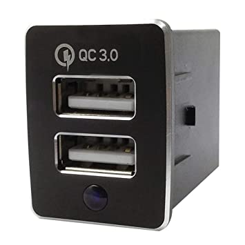 SMOXX - Adaptador universal de doble puerto USB para encendedor de ...