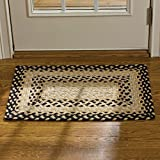 Cornbread Braided Rectangle Rug – 20″ x 30″ Review