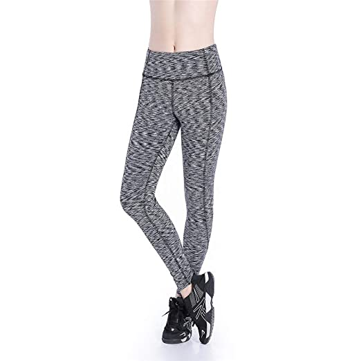 Leggings de yoga Ropa deportiva para mujer Pantalones de ...