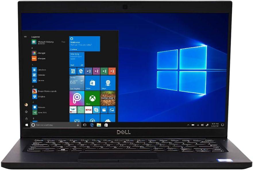 Dell Latitude 7390 Laptop, 13.3