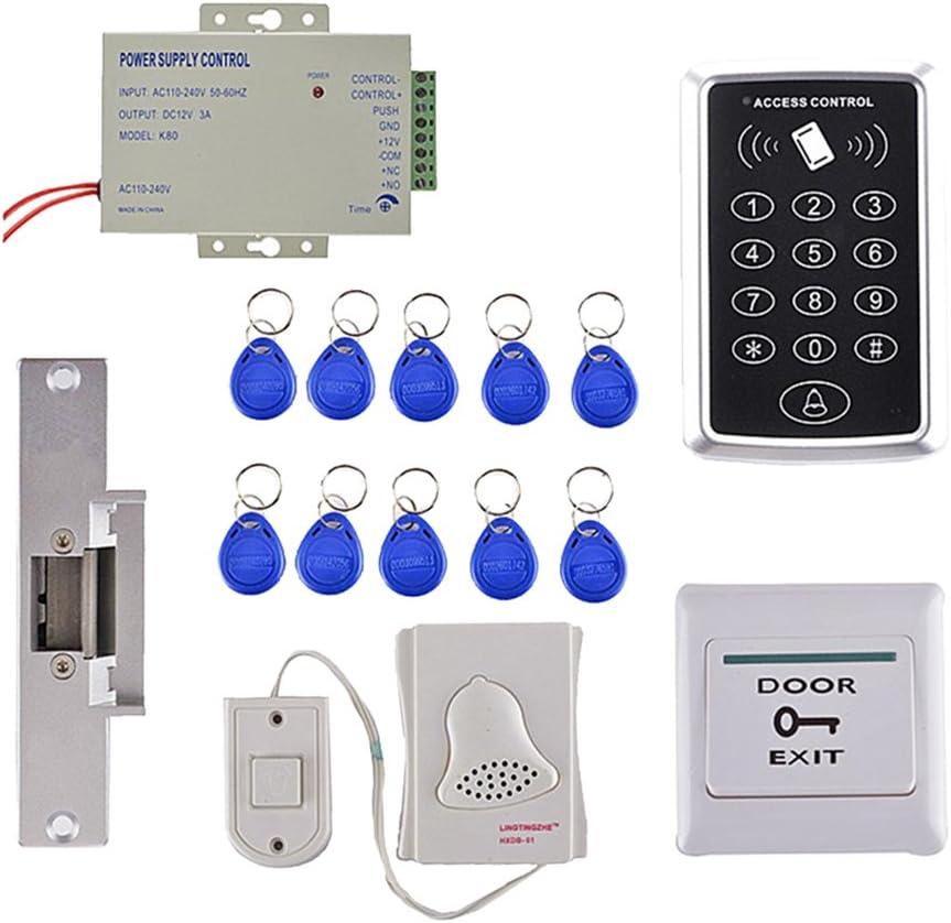 Sharplace Kit de Control de Acceso Rfid Em Id 125khz para ...