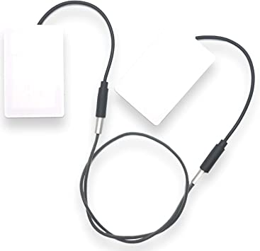 Extensor de antena RFID/NFC, 85,5 x 54 mm, ISO14443A 13,56 MHz (85,5 x 54 mm)
