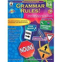 Skills for Success: Grammar Rules!, Grade Level 5-6