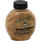 Inglehoffer, Stone Ground Mustard, 10oz Bottle (Pack of 2)
