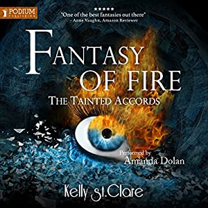 Fantasy of Fire Audiobook
