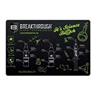 Breakthrough Clean Technologies Rubber Gun Mat (Pistol)