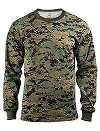 66787 Rothco Tiger Stripe Camo Long Sleeve T-Shirt