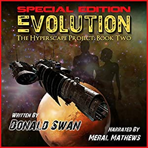 Evolution: The Hyperscape Project, Book 2 Audiobook