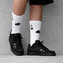 SLEEFS Aces of Spades soft socks