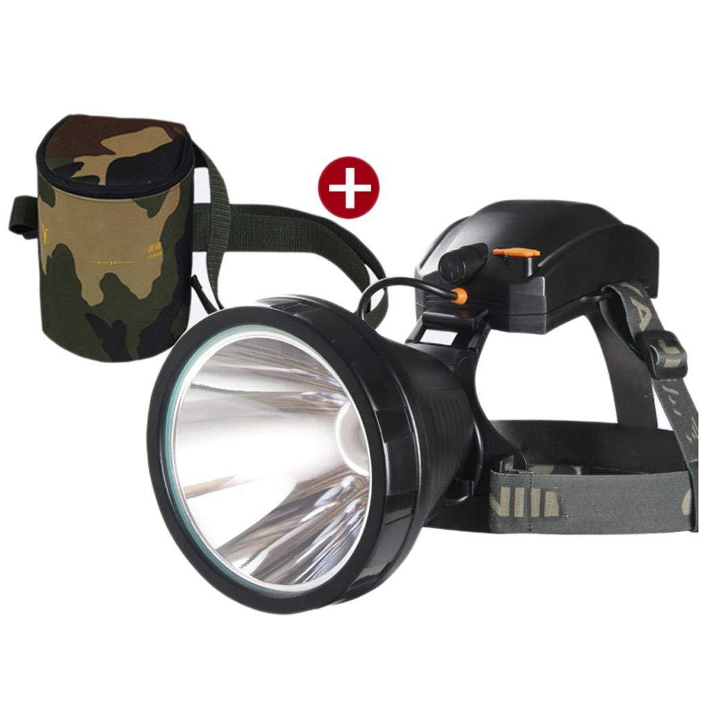 Scheinwerfer Blendung Wiederaufladbare Super Bright 3000 Meter Jagd Kopf-montiert Taschenlampe Jagd Lampe Miner Lampe