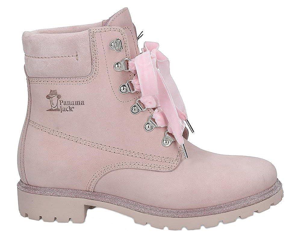 PANAMA JACK 03 Damen Stiefel Panama 03 JACK Glitter,Frauen Stiefel,Lederstiefel,Schnürstiefel,Combat,Chukka da184e