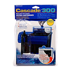 Penn Plax Cascade Hang-on Power Filter Cartridges