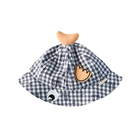 Da.Wa Viseras Gorra plana Gorras Sombrero de Pescador Infantil de ...