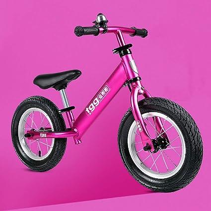 Ajustable Bicicleta sin pedales Para ni?os Ni?o, Caminando Deporte bicicletas de