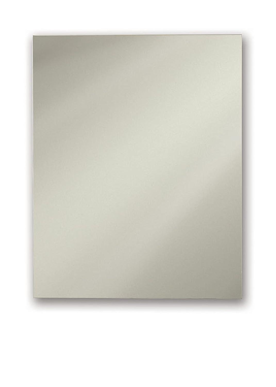 Jensen 52WH304PFX Polished Edge Mirror Medicine Cabinet, 24 x 30