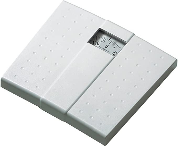Beurer MS01 - Báscula de baño mecánica, color blanco: Amazon.es: Salud y cuidado personal