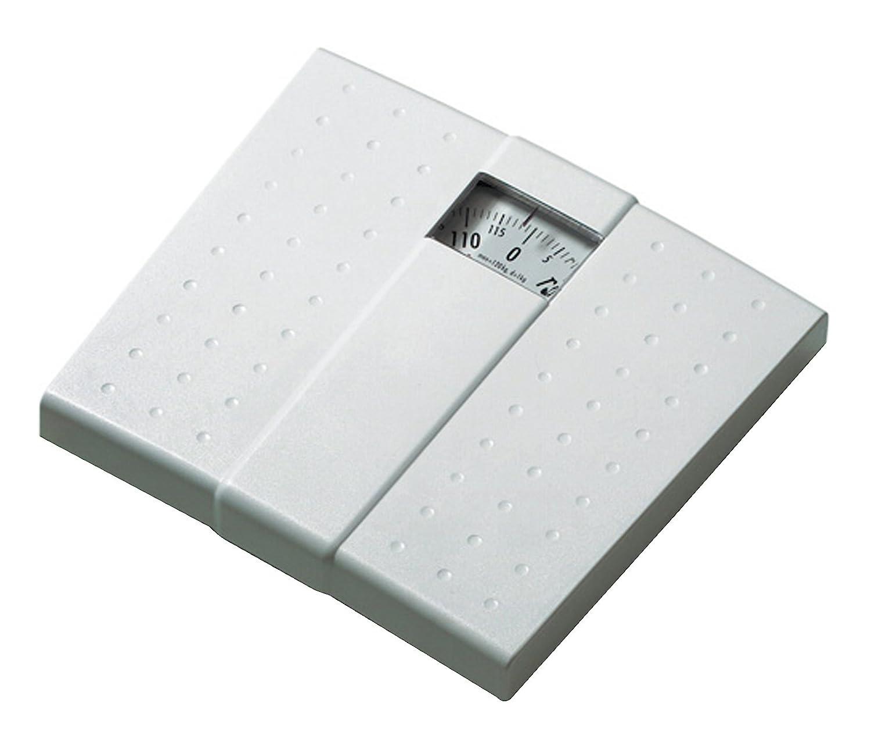 Beurer MS 01 - Báscula de baño mecánica, color blanco: Amazon.es: Salud y cuidado personal