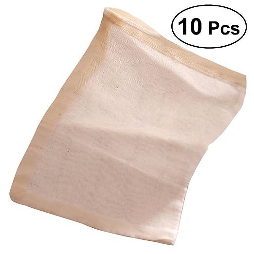 BESTONZON 10PCS 30x40cm Bolsas de cordón reutilizables de ...