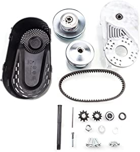 "Torque Converter Go Kart Clutch Replacement Kit For Manco Comet TAV2 3/4"" 10T #40/41 and 12T #35 Chain (Chain not included)"