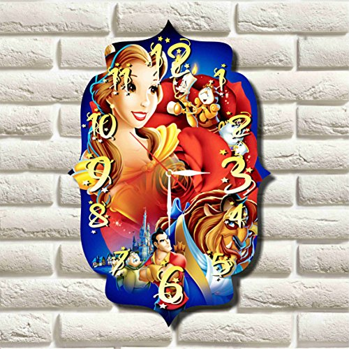 Costume Clock Cogsworth (Beauty and the Beast 17'' x 11