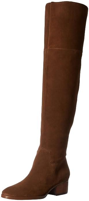 Lauren Ralph Lauren Womens Dallyce Boot Bedford Brown Sport Suede
