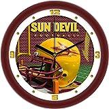 NCAA Arizona State Sun Devils Helmet Wall Clock