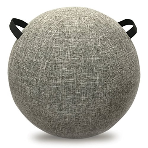 Stability Ball Vs Standing Desk: Machine Washable 26in Firmer Balance