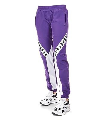 aito laatu täysin tyylikäs 100% korkealaatuista Kappa Women's 304LVP0900 Purple Polyester Joggers at Amazon ...