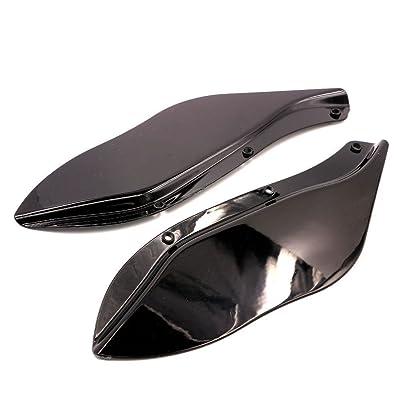 Alpha Rider Batwing Fairing Wind Custom Wind Deflector For Harley Electra Glide, Street Glide and Trike models 1996-2013: Automotive