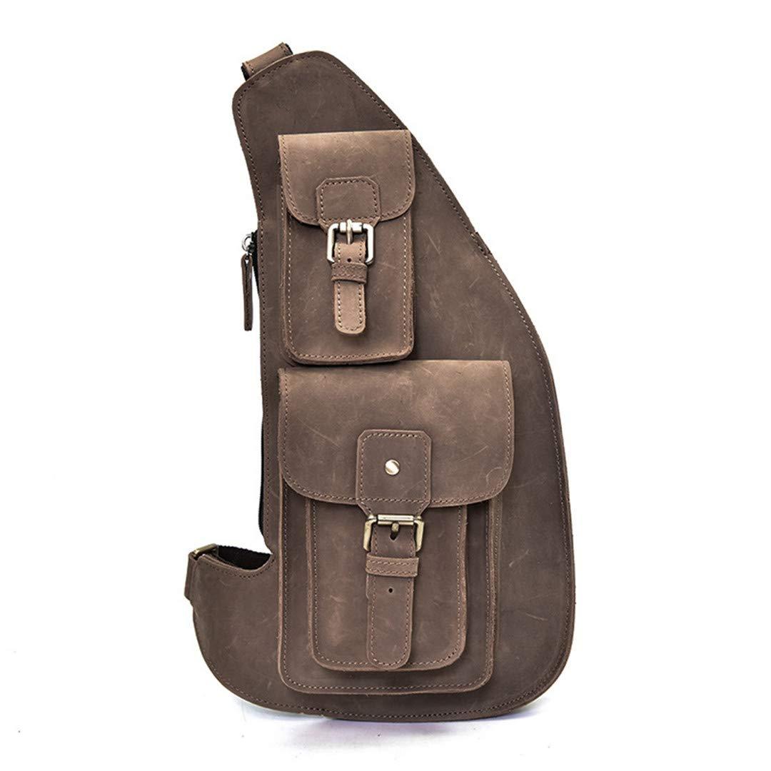 a3b2ebbb9838 Amazon.com: Speciclny Motorcycle Bags Shoulder Bag Casual Men Full ...