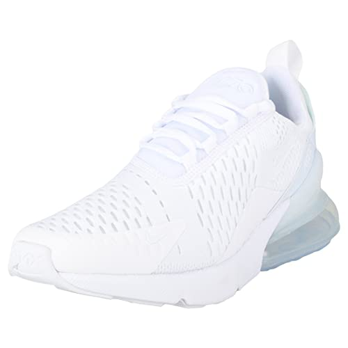 finest selection ff913 b8669 Nike Air Max 270 Womens Trainers White White - 6 UK  Amazon.co.uk  Shoes    Bags