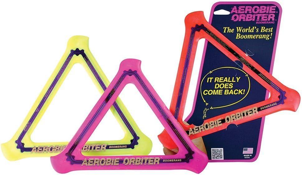 Aerobie Orbiter best Boomerang
