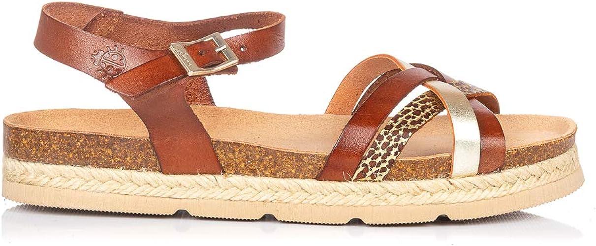 YOKONO JAVA-058 Buckle Strap Sandal