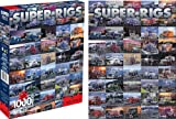 Super Rigs 1000-Piece Jigsaw Puzzle