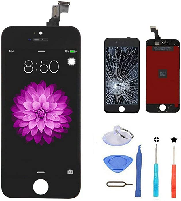 Top 10 Screen And Digitizer For A Apple Iphone 5C