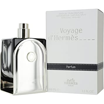 Amazoncom Hermes Voyage Dhermes Parfum Refillable Spray For