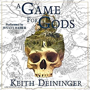 A Game for Gods Audiobook