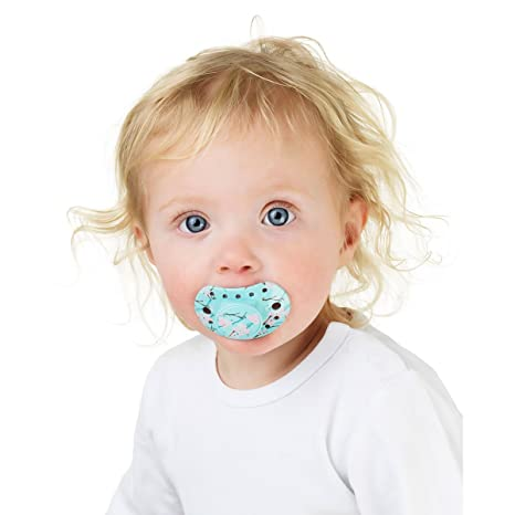 Amazon.com : Elodie Details Pacifier Apple of my eye : Baby