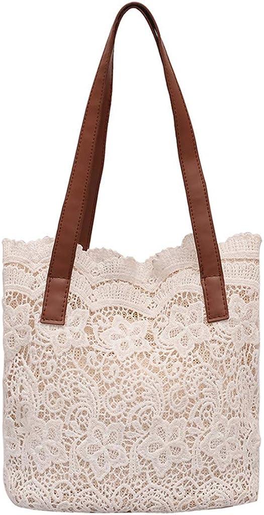 Qingell Lace Bag Travel...