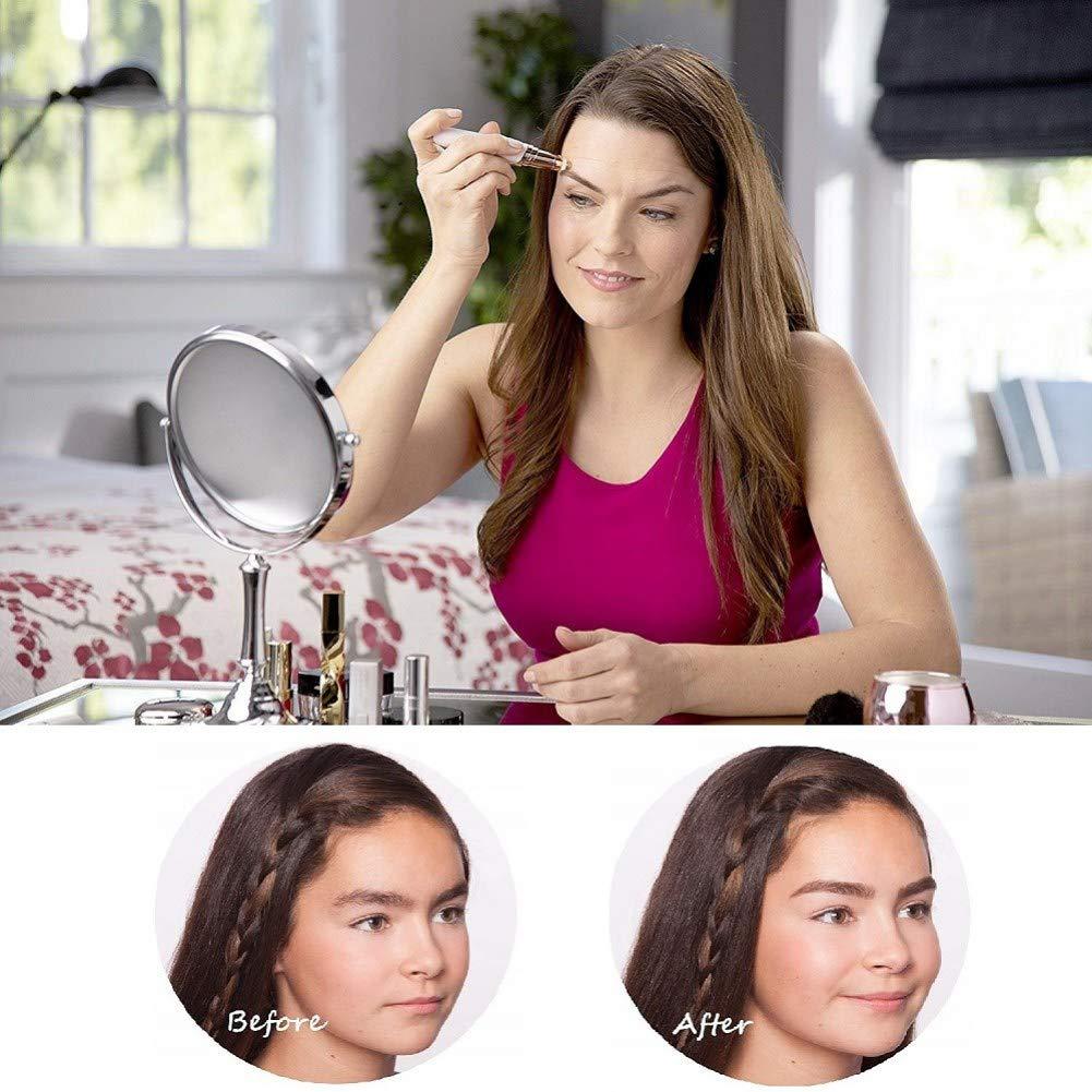 Allouli Flawless Brows Eyebrow Hair Remover, lápiz láser ...
